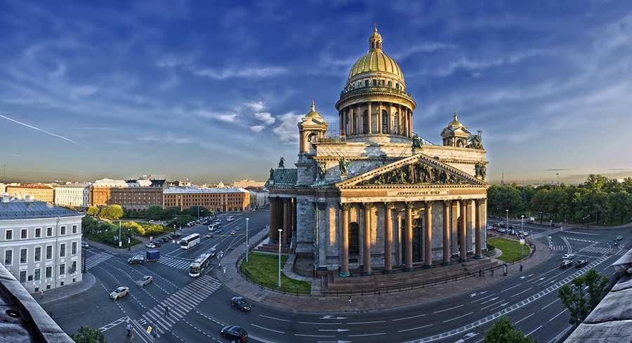 Экскурсии по СПб